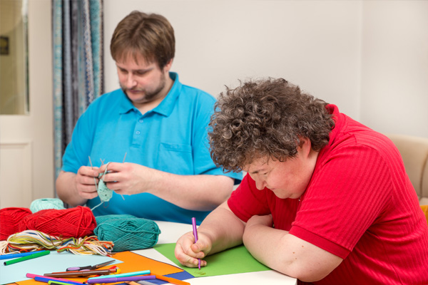 Caring for someone with Learning Disabilities